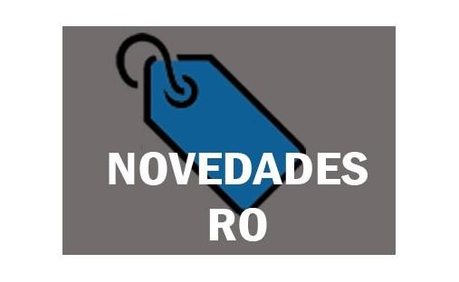 NOVEDADES RO
